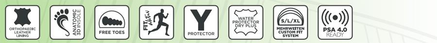 Die idealen S3 Sicherheitsschuhe für den Bau, wasserdicht, öl - & benzinfeste Sohle, Spezialleder