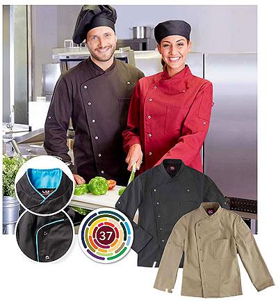 Einheitliche Berufsbekleidung für Hotel, Restaurant & Gastronomie
