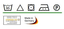 Kochjacke, Berufsbekleidung aus der Linie CG COUTURE ist industriewäschetauglich und OEKOTEX 100 zertifiziert