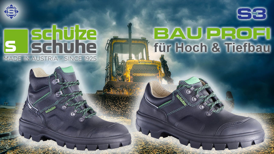 best website 9ebe1 2f787 S3 Arbeitsschuhe Sicherheitsschuhe Schütze Schuhe Shop