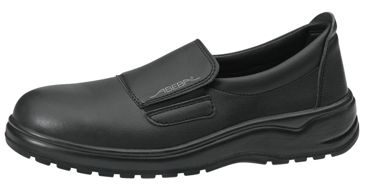 weit verbreitet 100% Qualität Top-Mode Waschbare Berufsschuhe light Slipper schwarz