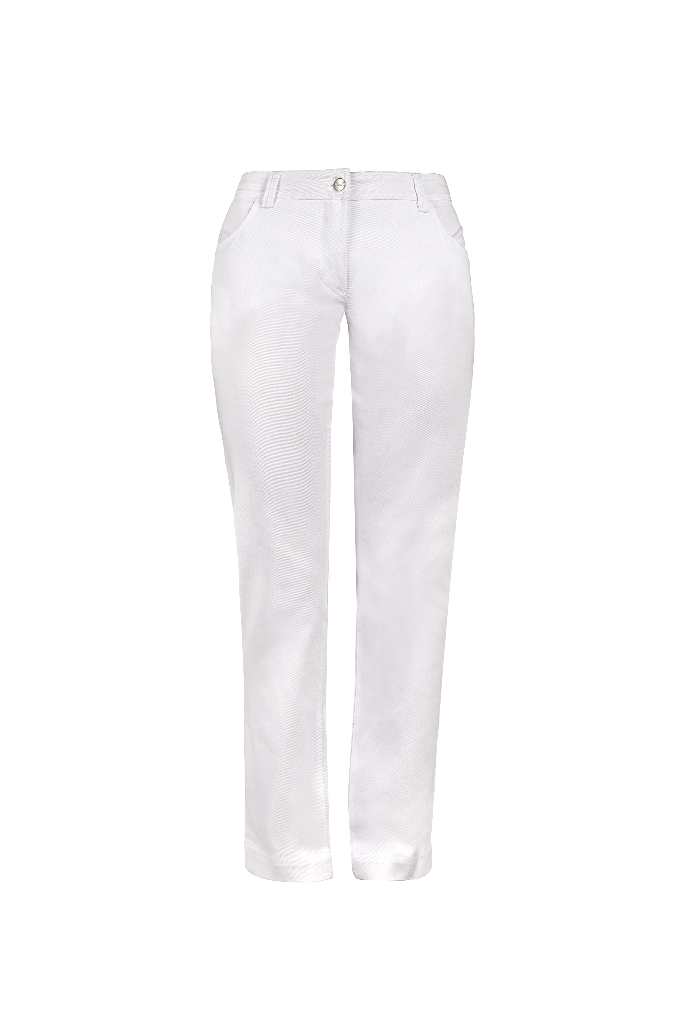 Damen Hose Jeans Basic Fit