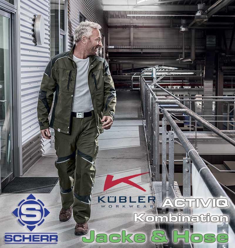 Arbeitshose Angebot Kübler Günstige Arbeitsjacke Kombination c3TlFJK1