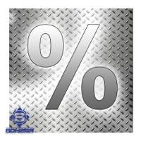 % Reduziert %