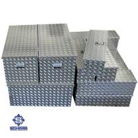 Standard Aluminium Transportboxen