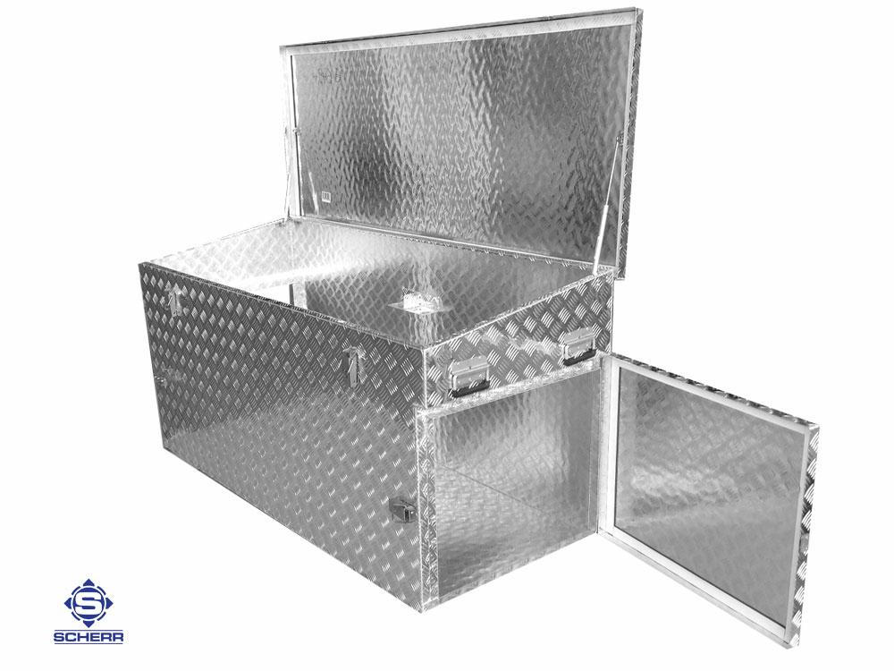 Pickup oder LKW Ladeflächen Aluboxen / Stauboxen Sonderanfertigung