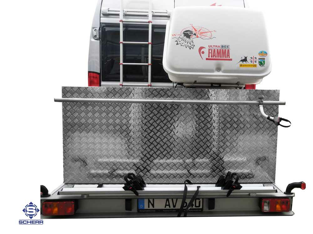 Transporter oder Wohnmobil Heckboxen nach Maß