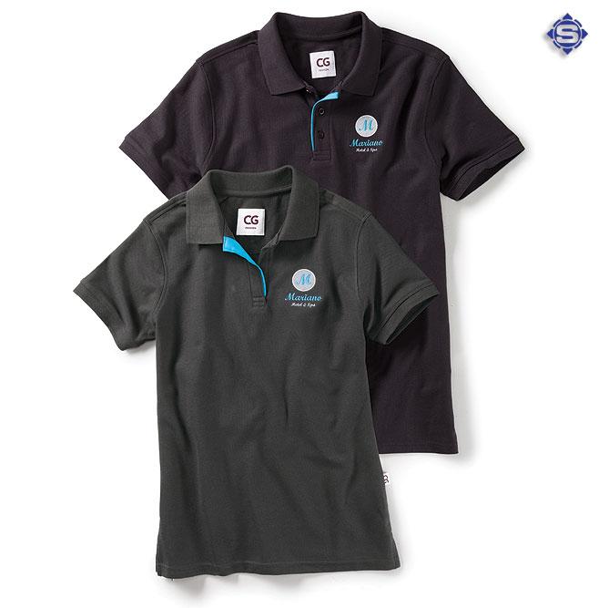 Polo Shirts für Damen und Herren. Wir übernehmen die Mitarbeiter Ausstattung in Ihrem Hotel / Restaurant, mit einem einzigartigen Farb-Kon