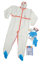 Großes Einweg Basis Infektionsschutz - Set
