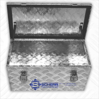 Aluminium Transportbox, L 600 x B 300 x H 300, 54 Liter