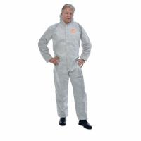 Einweg Schutzanzug paint-tex® plus hellgrau 25 Stck. VE