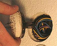 Kronenbohrer zum Fingerdeckel ausbohren