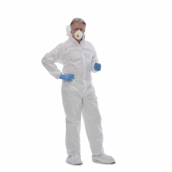 Einweg Schutzanzug tritex® pro weiß (Asbest) 25 Stck. VE