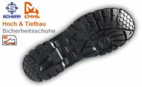 EMMA CLYDE Hoch & Tiefbau S3 Sicherheitsschuhe
