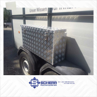 Deichsel-Box Wandbündig ca. 88 Liter L:1000,...