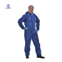 Einweg Schutzanzug tritex® pro blau (Asbest) 25 Stck. VE